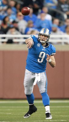 NFL fan favorite Matthew Stafford and his Detroit Lions are off to a great  start of 91a1bd5ca