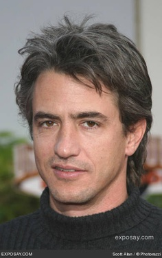 "Dermot Mulroney - loved him in ""My Best Friends Wedding""."