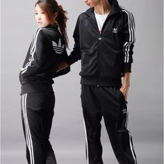 Couple track suits :)