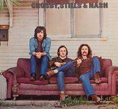Crosby, Stills & Nash - Crosby, Stills & Nash (1969)