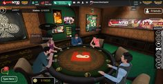 No longer you are required to hide your emotions while playing online Poker. With Gamentio you can express joy, disappointment and perform heaps of other actions just like you would in a live game session. #gameplay #casino #gamedev #indiedev