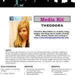 Best Blogger Media Kits