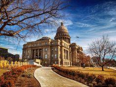 The Capitol of Idaho