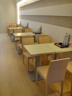 #北歐實木椅-光麵ラ-ナン拉麵店