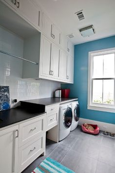 Oxford 2 - transitional - Laundry Room - Houston - Southland Homes of Texas