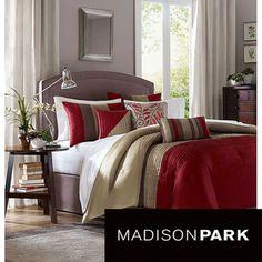 Sale $94.49 Madison Park Tradewind 7-piece Comforter Set