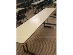Lot of 200 stackable chairs and 75 tables in excellent condition - Office Supplies and Equipment - Minneapolis - Minnesota - announcement-83916