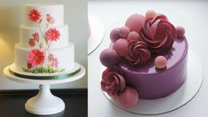 How To Make Chocolate Cake Videos - Amazing Cakes Decorating #2