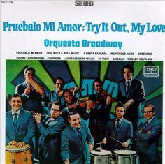 7- Pruebalo Mi Amor/Try It Out, My Love-TICO 1178  (1968).