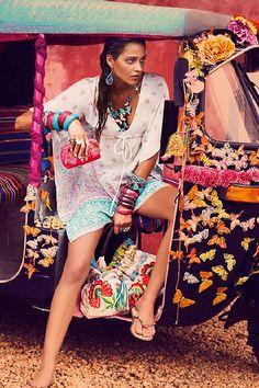 Bohemian+Girl+-+photo+-+bohemian+fashion+-+bohemian+style+-+gypsy+fashion+-+boho+via+Monsoon+accessorize+summer+2009+Brazilian+model+Ana+Beatriz+Barros.jpg 333×500 pixels