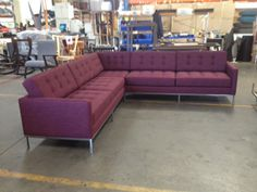 Sectionals Bright and Happy! www.thrivefurniture.com
