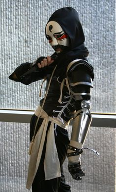 Awesome Lan Fan cosplay from FMA Brotherhood. I really like that character and they got everything right. by *ArtemisMoon45 on deviantART