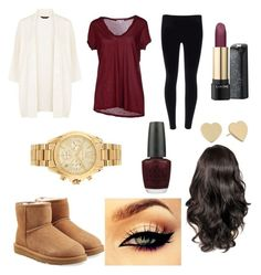 """Comfy Fall outfit"" by scoda on Polyvore"