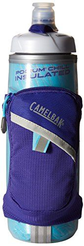 CamelBak Quick Grip Chill Handheld Water Bottle ** You can find out more details at the link of the image.