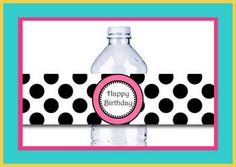 Free Party Printables Link