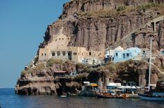 Santorini, Greece. #Europe #Mediterranean #Cruise