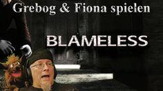 BLAMELESS : Angedaddelt mit Grebog & Handpuppe Fiona