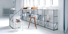 Working I Office I Home I Interior I Shelf I Furniture I Desktop System 180 - Design Made in Berlin