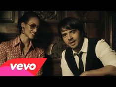 """A music video, """"Corazón en la Maleta"""" by Luis Fonsi. Includes many verbs in the past tense. Consider creating an activity for students to fill in the missing verbs. Latin Music, New Music, Karaoke, Spanish Songs, Spanish Class, Pop Playlist, Puerto Rican Singers, Great Music Videos, Pop Songs"""