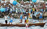 Palio Marinaro dell'Argentario, August 15th, Monte Argentario, Porto S. Stefano, #Maremma, #Tuscany, #Italy