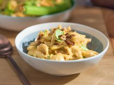 Get Pass the Buffalo Mac and Cheese Recipe from Food Network