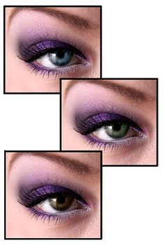 Purple MAC look with Parfait Amour, Seedy Pearl and Beauty Marked – Makeup Geek Idea Gallery