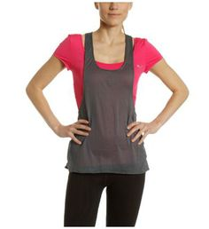 Women's Fitness 2 in 1 Training Top