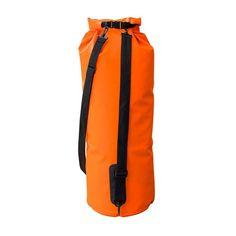Bolso seco impermeable 60L Naranja. Nylons, Jacadi, Orange, Backpacks, Bags, Products, Fashion, Clothing Boutiques, Suitcases