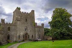 Desde fuera no lo parece, pero el castillo de Leap es uno de los castillos embrujados más famosos de Irlanda