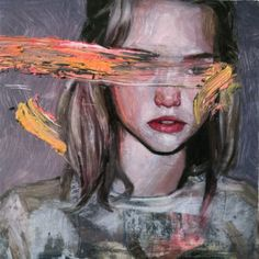 Paintings by Helene Delmaire | http://inagblog.com/2016/04/helene-delmaire/ | #art #paintings