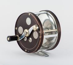 Hardy Cascapedia 4/0 Salmon Fly Reel - 1930's Original Would have loved to see that one in production again as a limited edition
