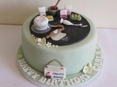 Cake baker's cake