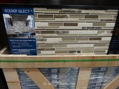 Golden Select Milan Mosaic Tile 5 Sq Ft Costco Ideas For