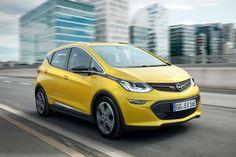 Al via in Norvegia ordini Opel Ampera-e elettrica da 500 km (ANSA)