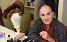 David Suchet, interview: 'This could be the end of my career!' - Telegraph