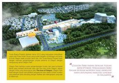Cilegon Park the latest offerings from Tunas Buana Property, bringing the occupancy to the concept of one-stop living that is projected to become the city's newest icon Cilegon. Spread across an area of 20 HA, Cilegon Park consists of modern residential upscale equipped with a variety of other supporting facilities. Here you and your family can feel comfortable in a healthy and happy life. The existence of thematic gardens and natural lakes, making shelter in Cilegon Park is very friendly…