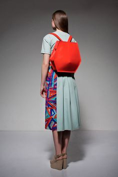 Geometry on Behance // Fashion // Bag // Kitti Macovei