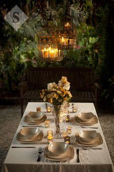 ¿Planeando una cena elegante?, ven a visitarnos. Hogares By Almacenes SIMAN. http://www.siman.com