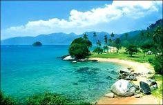 Pulau Tioman Island, east coast Malaysia.