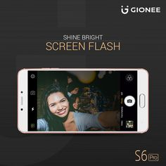 If you smile every time you hear the word 'selfie' then nothing less than the Gionee S6 Pro would do. Powered by a 13MP front camera and screen flash, the S6 Pro captures selfie moments in utmost clarity. And that's not all, the Gionee S6 Pro also comes with a 13.97 cm full HD screen that lets you view your clicks the way they were meant to be seen. So go ahead, shoot like a Pro!