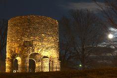 Stone Mill in Newport, RI