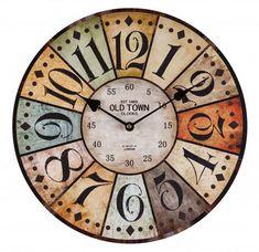 Antique HOME Wanduhr  7308 mit 100 Tagen Rückgabe und Tiefpreisgarantie für nur 29,00 EUR bei Uhren4You.de bestellen