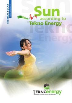"""Cover of """"Tekno Energy catalogue 2011"""""""