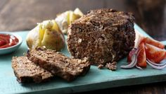 BBC Food - Recipes - Meatloaf
