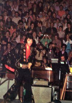Elvis Presley In Concert