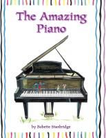 Another great kids book that teaches the basics of playing the piano and shows other instruments.  It teaches the relationship of music to healing among other alternative healing modalities.  Each page is beautifully illustrated with positive sayings.  Great for the whole family.  Check it out @ thebobetteartco.com.
