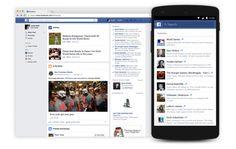 Facebook ha ampliado su nuevacaracterísticaTrending, introducida en enero, para los dispositivos móviles.Está disponible para los miembros de Facebook en Estados Unidos para la Web y Android. Una versión de iOS y el apoyo de otros países es muy pronto, según unblog de la compañía. Trending se puso en marcha para ayudar a las personas a…