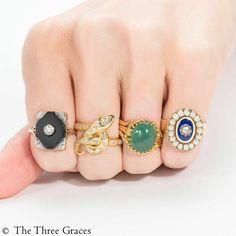 threegracesjewelry's photo on Instagram