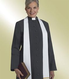clergy robes for women | Pastors Cassock | Womens Clergy Apparel