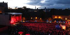 Kaserne Basel · Open Air Basel 2015 · Freitag, 14. August 2015